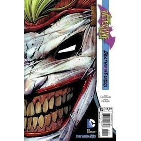 Gibi Batman Detective Comics N°15 Dc Comics