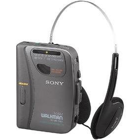 Sony Wmfx323 Reproductor De Cassette Estéreo Am / Fm Portát