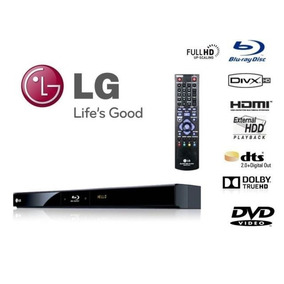 Bluray Lg Bp125 Alta Definicion Incuye Cable Hdmi