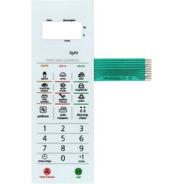 Membrana Teclado Microondas Panasonic Nnst369 Nn St369