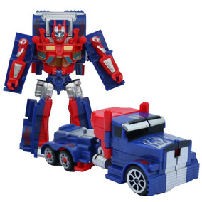 Juguetes Transformer Optimus Prime Bumblebee Transformable