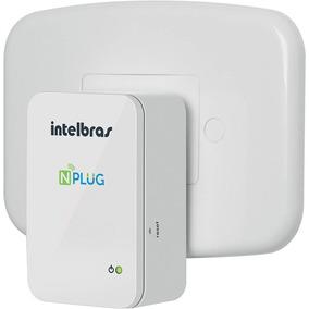 Repetidor E Roteador Wireless Intelbras Vel. N150 150mbps