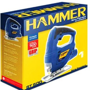 Serra Tico-tico 500w 3000 Gpm - Hammer-gy-st-500-(220 Volts)