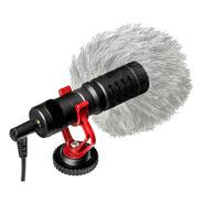 Microfono Para Celulares Camaras Notebooks Rompeviento Cuota