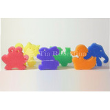 Esponjas Infantiles Souvenires Pack Por 10 Unidades
