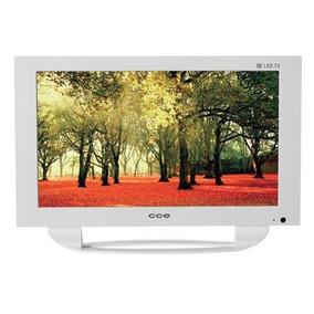 Tv Led 14 Hd Cce Ln14gw C/conversor Digital,usb,sist. Ginga
