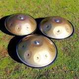 Handpan Chile. Kucpan Inspirado En El Hang Drums