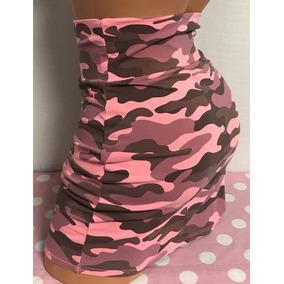 Victorias Secret Minifalda Animal Print Xs