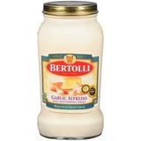 Salsa Pasta Alfredo Betrolli Ajo Y Queso Parmesan 425 Gramos