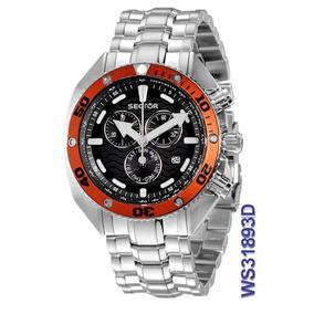 Relógio Sector Ws31893d Prata