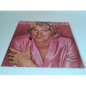Lp Rod Stewart Greatest Hits - Rod Stewart - 1985