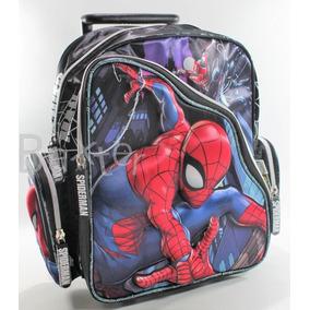 Spiderman Mochila Hombre Colegio Carro 82657 Araña 12´ ww6HAq5