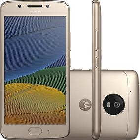 Celular Moto G5 Xt1672 Dual Chip Android 7.0 Seminovo