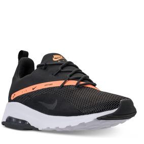 Tenis Nike Air Max Motion 2 Racer Negro coral 23-26 Original 2a13adcbef1db