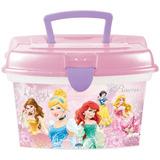 Caixa Organizadora Com Alça Princesas Disney