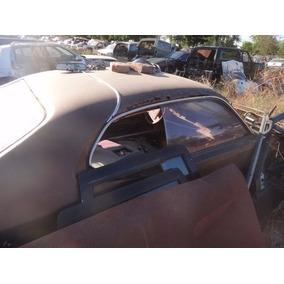 Plymouth Duster 1970-1974 Molduras De Toldo Y Contornos Lat