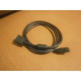 Cable Vga De 2mtr Para Conectar Video Bim