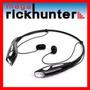 Audifono Bluetooth Hbs-780 Stereo Magnetico Vibrador- Negro