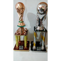 Trofeos De Futbol Columna