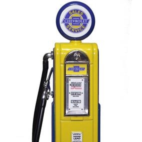 Bomba De Gasolina Chevrolet 50´s Escala 1:18