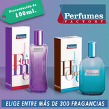 Perfume Factory De 100ml Damas Y Caballeros - Ver Listado