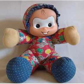 Boneca Mônica Baby Clássica - Multibrinky Promoção