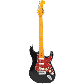 Guitarra Tagima Strato Tg530 Woodstock Bk