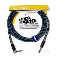 Cabo Santo Ângelo Standard 0,3mm P10 / P10 90 Graus