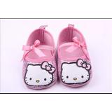 Zapatitos De Bebe Hello Kitty Botas