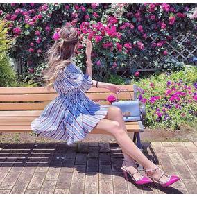 Zapatos Importados Charolados Pink