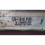 Conchas Biela Cb 818 P Ford V8 7,5l 7l 460 429 370 1968 - 93