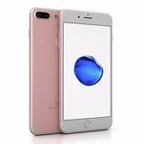 Apple Iphone 7 Plus 128gb 4g 4k 12mpx Chip A10 Rose Gold