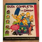 Los Simpsons - Guía Completa Excelente Estado!!!