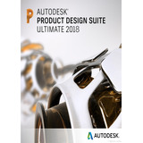 Autdesk Product Design Suite Ultimate 2018 - 64 Bit