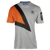 Playera Originals Basquetbol Tee Hombre adidas Aj7830