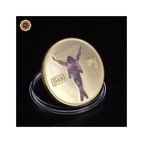 Coleções Preciosas Moedas Michael Jackson The King Of Pop