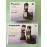 Teléfono Inalámbrico Panasonic Nuevos Con 1 // 2 Auriculares