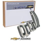Jogo Pedaleiras Esportivas Aluminio . Corsa Novo 2006 A 2012