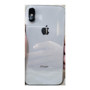 iPhone X 64gb Prateado Silver Usado - Seminovo Tela 5,8 Pol