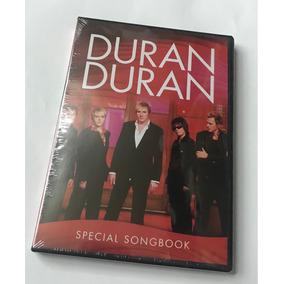 Dvd Duran Duran Special Songbook Nuevo Original