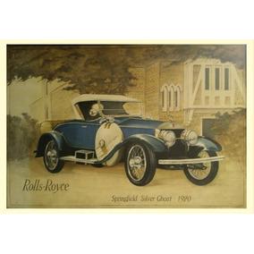 Quadro - Osm - Rolls Royce Springfield - 110 X 160