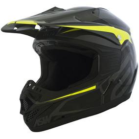 Capacete Motocross Trilha Enduro Asw Factory Helmet Original