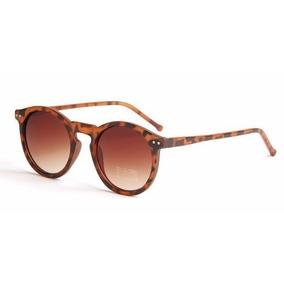 Óculos De Sol Para Mulher Onça Marrom Feminino Importado