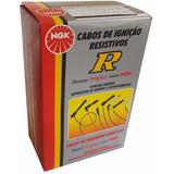 Cabo Vela Ngk Vw Gol 1.0 16v / Turbo 06/2000 A 05/2002