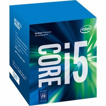 Procesador Intel 7ma Gen I5-7400 3.0ghz @ 3.5ghz Box Cooler