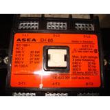 Contactor Trifasico Asea Eh65 - Bobina 220v 50hz - Suecia