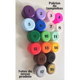 1000 Tampas Tubetes/tubos/festas 8 E 13cm - Cores Incríveis