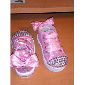Zapatitos, Tennis Decorados Para Bebé Y Niñas