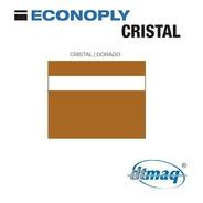 Plástico Bicapa Laserable Econoply Cristal Plancha 60x120cm