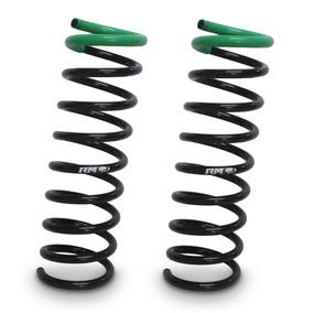 Kit Espirales Rm Reforzados Traseros Ford Ka Gnc